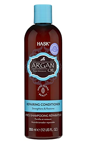 HASK Argan Oil Repairing Conditioner - 355 ml