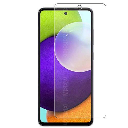 Vaxson 3 Stück Schutzfolie, kompatibel mit Samsung Galaxy A72, Bildschirmschutzfolie TPU Folie [ nicht Panzerglas ]