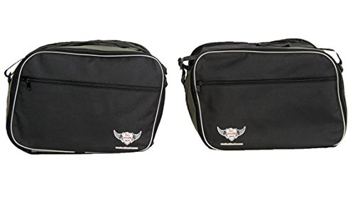 GREAT BIKERS GEAR - Pannier Liner Bags for BMW R1200R R1200Rs Upto 2014 Inner Bags Luggage Bags