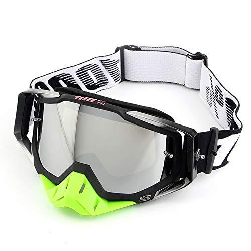 Beschermende Vizier Family Full Face Cover Ski Snowboard Goggles Universal Anti-Fog Gezicht Transparant Splash Mask 8 Kleuren,A