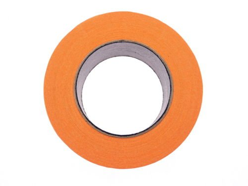 """2pk 2"""" x 60 yd Orange Painters Tape PROFESSIONAL Grade Masking Edge Trim Easy Removal (48MM 1.88 in) Photo #3"""