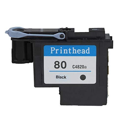 Pokerty Cabezal de impresión, cabezal de impresión suave y estable para 1000/1050/1055 Series(negro)