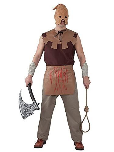 DISBACANAL Disfraz de Verdugo Medieval - XL