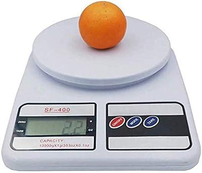 U UZAN FK400 Multipurpose Portable Electronic Digital Weighing Scale Weight Machine (10 Kg - with Back Light) Item Name (aka Title)