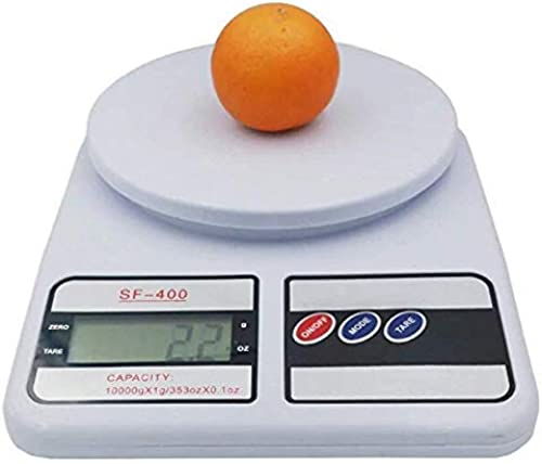 Modulyss 10Kg 1g Digital Kitchen Scales Counting Weighing Electronic Balance Scale SF 400