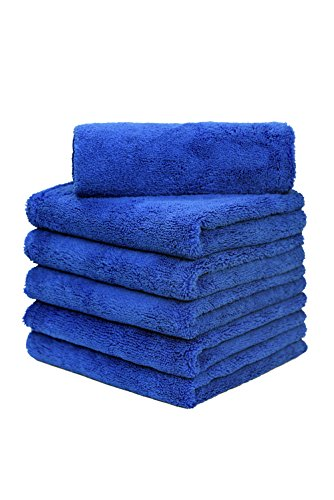 Carcarez Water Absorbing Microfiber Drying Towel