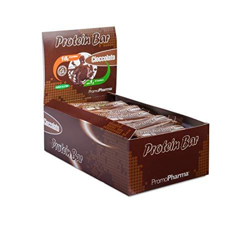Protein Bar PromoPharma (Cioccolato) 24 Barrette