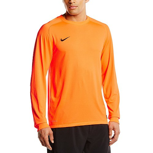 Nike Herren Goalkeeper Jersey Park II Torwarttrikot, Total Orange/Black, M