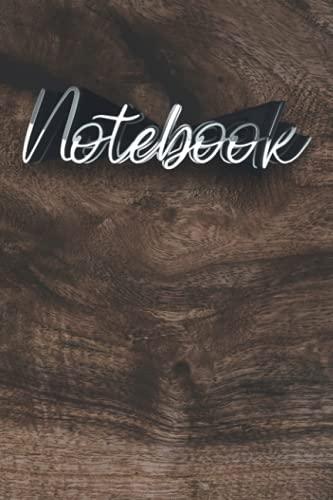 Notebook Vintage Minimalistic Design 120 Pages: great vintage design notebook minimal