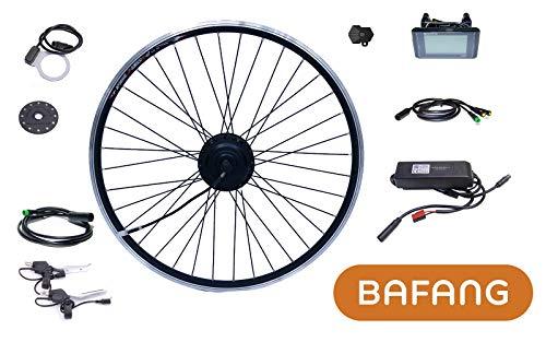 Bafang Kit de conversión para bicicleta eléctrica de 26 pulgadas, 250 W,...