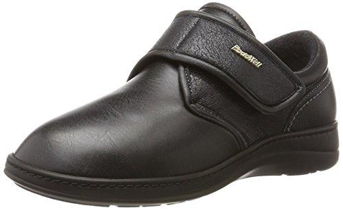 PodoWell Podowell PATROUILLE Unisex-Erwachsene Sneaker, Schwarz, 40 EU
