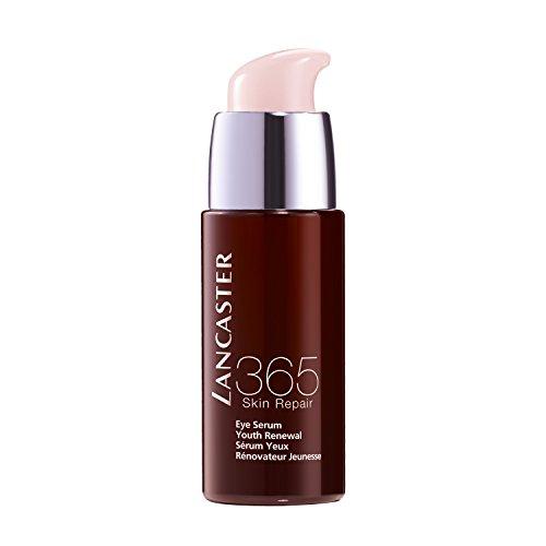 LANCASTER 365 Skin Repair Youth Renewal Eye Serum, Anti Aging Augen-Creme, mindert Augenringe und Schwellungen, 15 ml