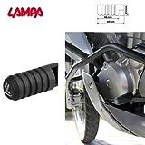 Generico Protezione Salva Scarpe in Gomma Leva Cambio Moto Compatibile con Fantic Motor Caballero Motard 50 Leva Marce A Pedale Motocicletta