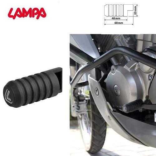 Generico Protezione Salva Scarpe in Gomma Leva Cambio Moto Compatibile con BMW F 650 GS Paris Dakar DEPOTENZIATA Leva Marce A Pedale Motocicletta