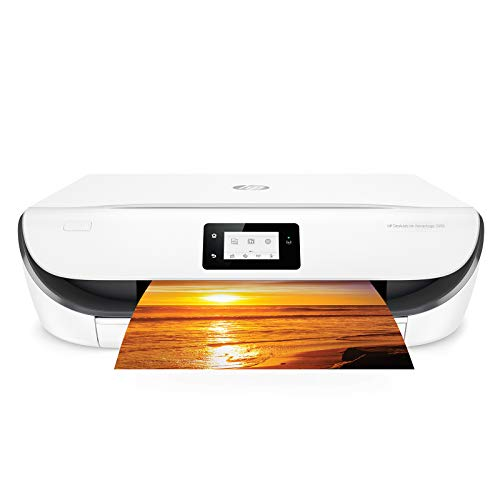 HP DeskJet 5085 All-in-One Ink Advantage Wireless Colour Printer with Duplex Printing and Voice-Activated Printing (Works with Alexa and Google Assistant)