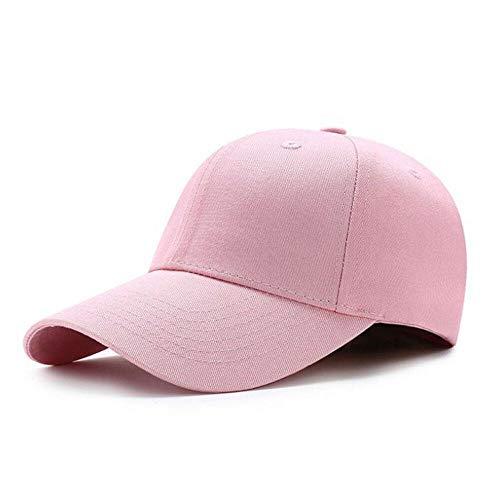 Gorra De Beisbol Unisex Hombres Y Mujeres Moda Casual Chic Gorra De Béisbol Deportes Rebote Hip Hop Sombrero Ajustable Sombrero para El Sol Party Club