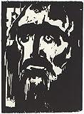 371 Emil Nolde The Prophet 1912 Filmposter – Beste