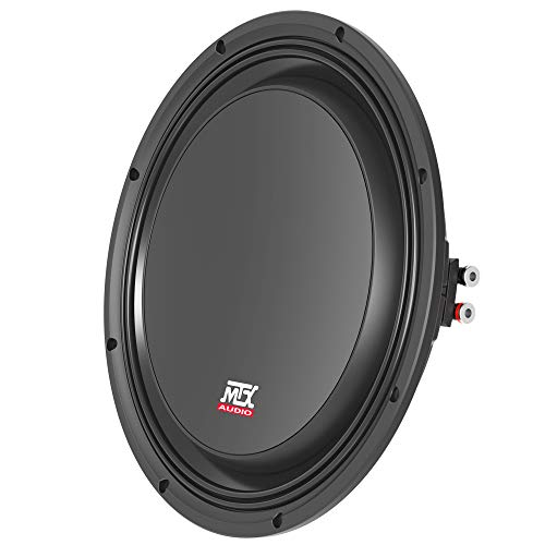 """MTX 12"""" Shallow 300 Watts RMS 4 Ohm Subwoofer 3512-04S (35 Series) 3.375"""" Mounting Depth"""