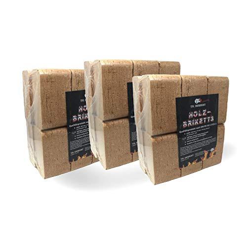 Holzbriketts 3er Pack
