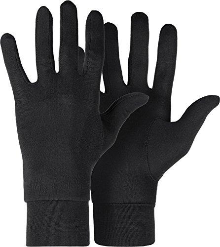 Roeckl Unterziehhandschuhe Silk, Innenhandschuh Unterzieher, Seide, Unisex S