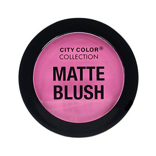 CITY COLOR Matte Blush - Pink