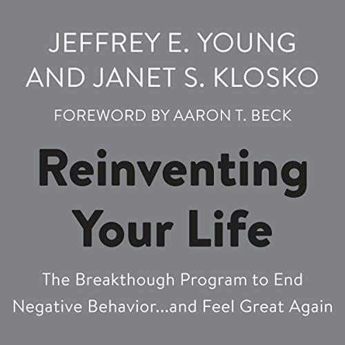 Page de couverture de Reinventing Your Life