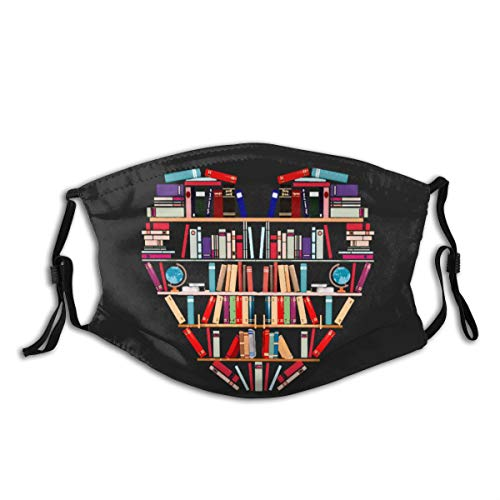 Reading Books Lovers, Librarian Gift-Teacher Personalized Mouth Sleeve Reusable Mouth Guard