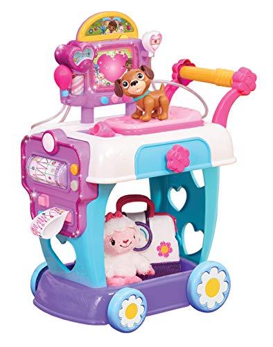Price comparison product image Doc McStuffins Toy Hospital Care Cart
