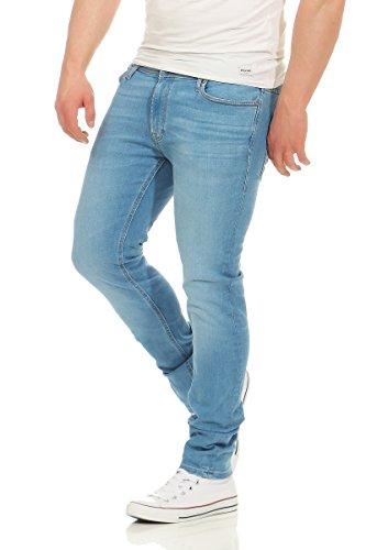 JACK & JONES - Pantalones Vaqueros Ajustados para Hombre
