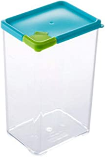 HuiKaiTransparent Plastic Storage Box Dry Dried Food Storage Box Container Box