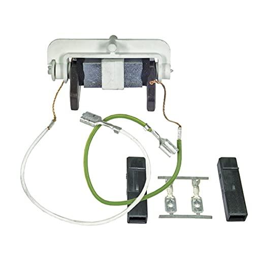 Spazzole carbonio originale kit conversione carbone contatto dell'asciugatrice miele 5153702