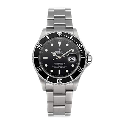 Rolex Submariner Mechanical (Automatic) Black Dial Mens...
