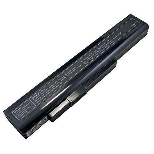 14.4V 4400mAh Ersatz Laptop Akku A42-A15 für Medion Akoya E6222 E7219 E6228 E7220 E7222 P6816 P7816 P7818 X6816 MD99160 MD97874 MD97877 MD97879 MD98980 MD99050 MD99030 MD99060 63Wh