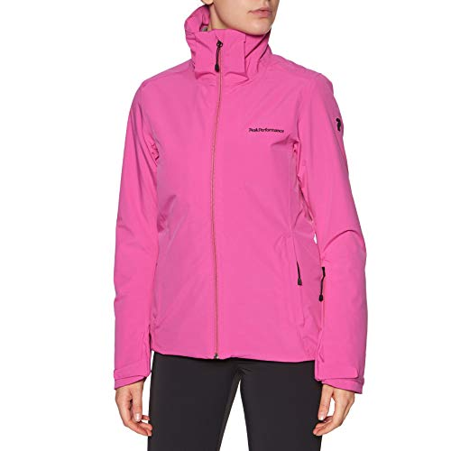 Peak Performance Damen Anima Skijacke rosa XL