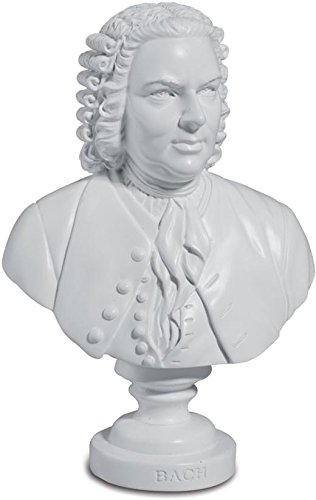 A+ Büste Bach–12,5cm