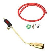 トーチ点火ツールプロパントーチ、ファイヤースターター、片口鉄ブタンメタンブタン用