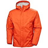 Helly Hansen Loke - Chaqueta para hombre, color naranja patrulla, talla S