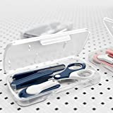 Baby Nail Clippers Kit, 4-in-1 Baby Nail Kit with Baby...