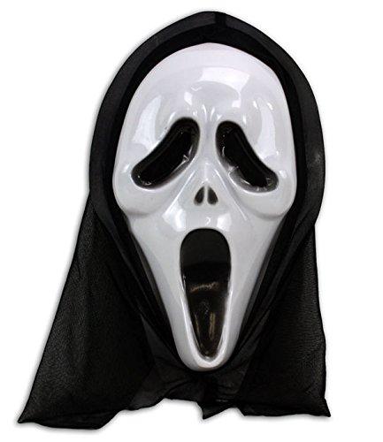 Virtuemart Mascara de Scream Disfraces Carnaval Halloween Careta ...
