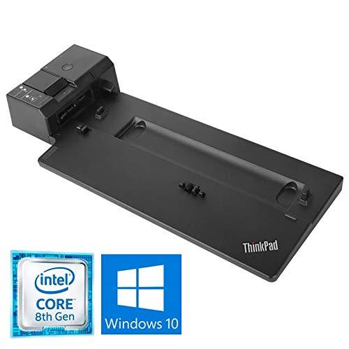 Lenovo ThinkPad Ultra Docking Station - Docking Station - 135 Watt - für ThinkPad L480, L580, P52s, T480, T480s, X280 20KE, 20KF (40AJ0135EU?THINKABOUT)