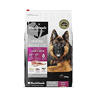 Black Hawk - Dry Dog Adult and Senior Food, Lamb and Rice, 20kg (B07KM3JKSS) | Amazon price tracker / tracking, Amazon price history charts, Amazon price watches, Amazon price drop alerts