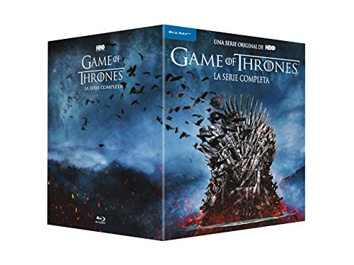 BR – GAME OF THRONES ALL SEASONS S.1- S.8 [Blu-ray]