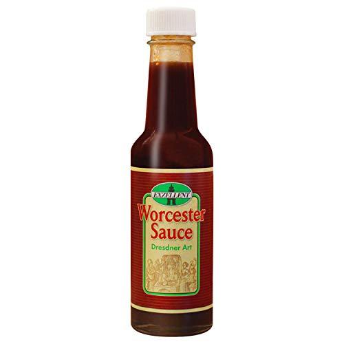 Exzellent - Worcester Sauce - Dresdner Art 140ml - Ostprodukte und Ostwaren