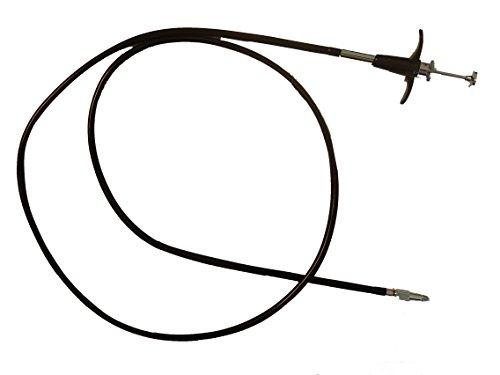 vhbw Cable Mando a Distancia, Disparador, Control Remoto 100cm para cámaras Leica, Voigtlander, Kodak P880.
