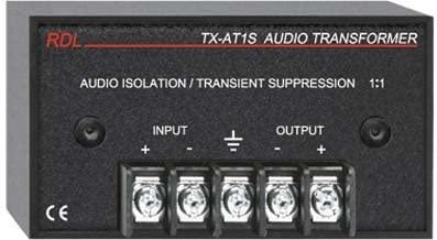 RDL TX-AT1S Audio Isolation Transformer