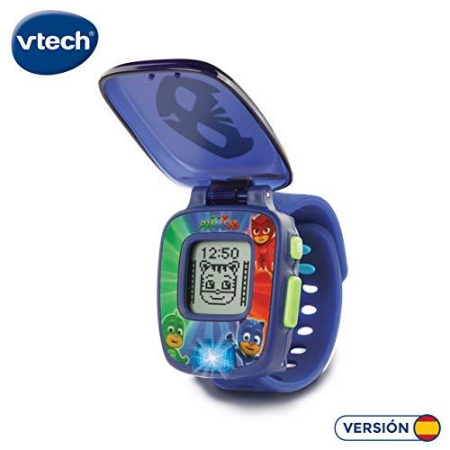 VTech PJ Masks Gatuno, Reloj Digital Educativo Que estimula