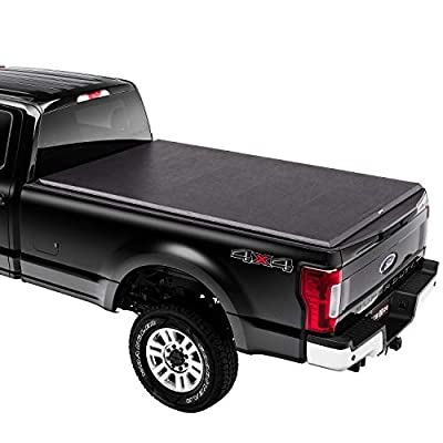 "TruXedo TruXport Soft Roll Up Truck Bed Tonneau Cover | 259601 | fits 99-07 Ford F-250, F-350, F-450 Super Duty 8' 0"" Bed (96"")"