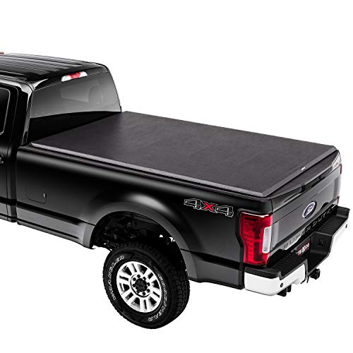"TruXedo TruXport Soft Roll Up Truck Bed Tonneau Cover | 279101 | fits 2017 - 2021 Ford F-250, F-350, F-450 Super Duty 6' 10"" Bed (81.9"")"