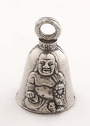 BUDDHA GUARDIAN BIKER BELL WITH HANGER