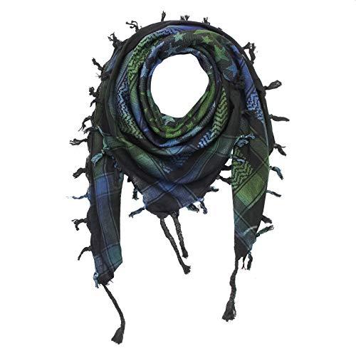 Superfreak Sterne groß & klein schwarz - Tie dye-Batik-bunt 02-100x100 cm - Pali Palästinenser Arafat Tuch - 100{1e397ba6feae195c40726ac1b7a137382e55a7548f1b9af74ef9ff2af0b78303} Baumwolle
